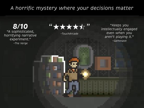 Home - Unique Horror Adventure Screenshots