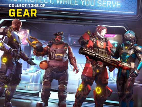 SHADOWGUN LEGENDS-ipad-4