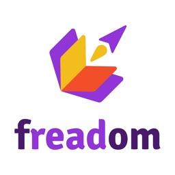 Freadom - Read.Play.Go