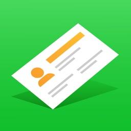 Digital ID Business Card Maker
