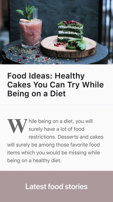 Cookbook- Cooking Healthy MealScreenshot of 4