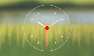 Video Clock 4K