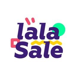 lalaSale — скидки в ТЦ
