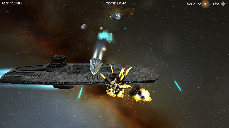 Horizon Space Shooter screenshot-3