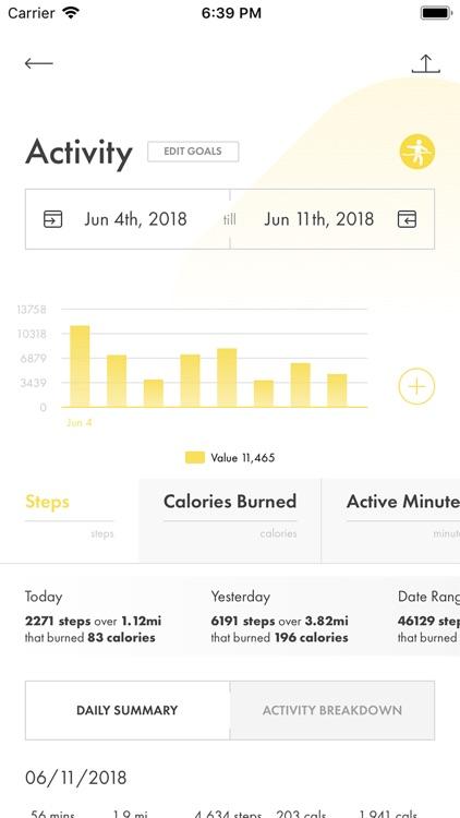 HiT | Health info Tracker screenshot-4