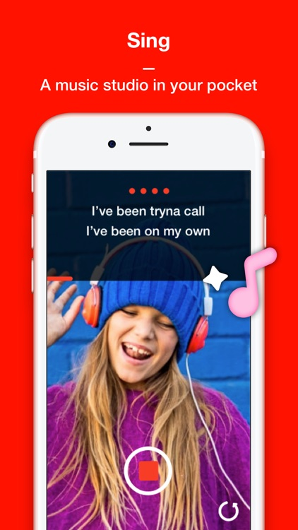 Cizoo - Singing app karaoke screenshot-0