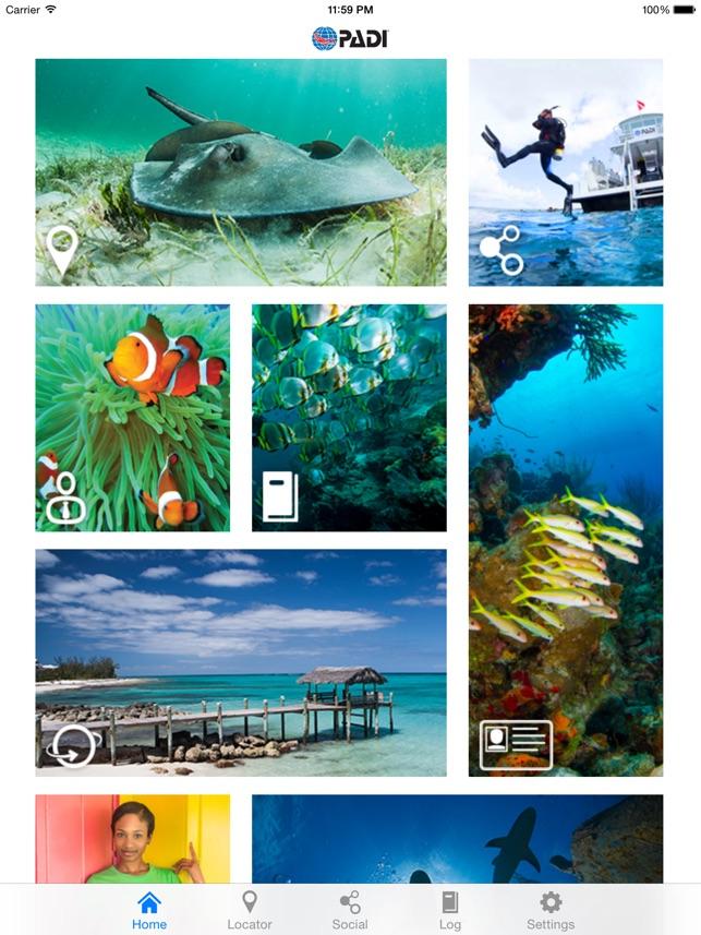 Padi Scuba Diving Essentials On The App Store
