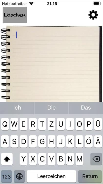 IsI Notepad screenshot-3