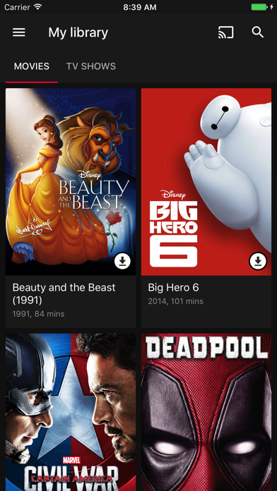 Google Playムービー&TVのおすすめ画像2
