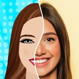 Emoji maker, avatar face app