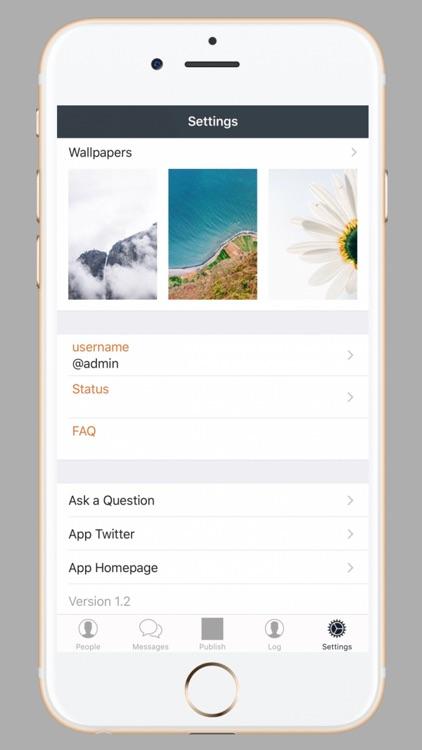 IM: Indian Messenger screenshot-4