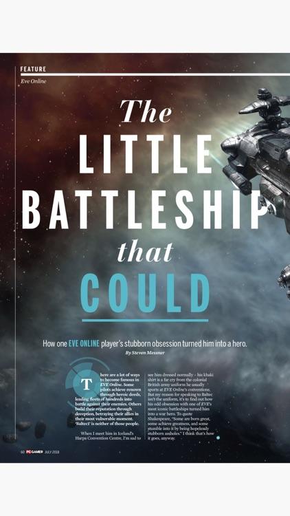 PC Gamer (UK): the world's No.1 PC gaming magazine