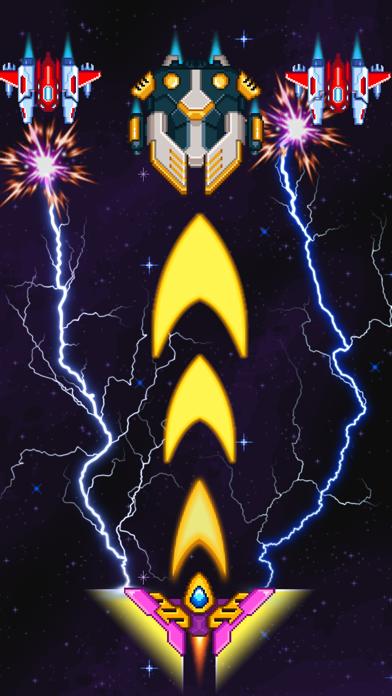 Alien War Spaceship Shooter screenshot 6