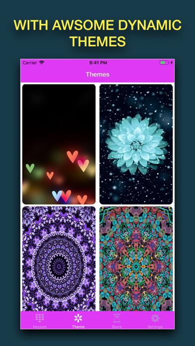 カラーコール - カラーコールアプリのおすすめ画像2