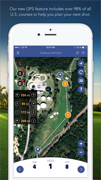 Supreme Golf: Search Tee Times screenshot-4
