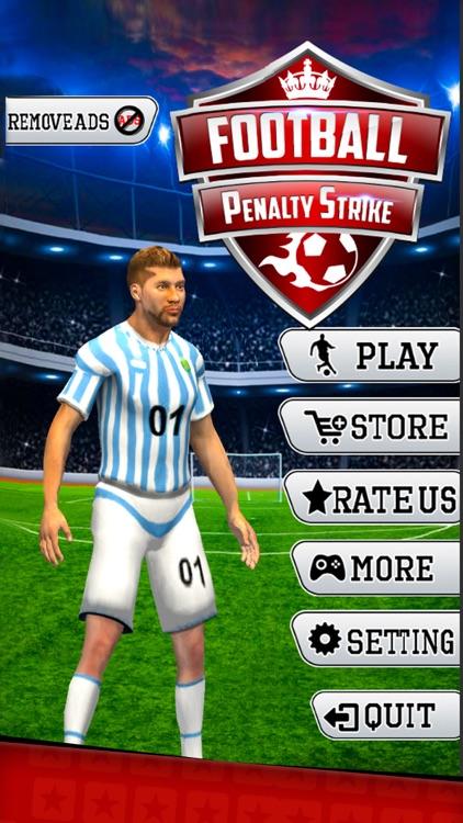 Football Penalty Strike 2018 screenshot-4