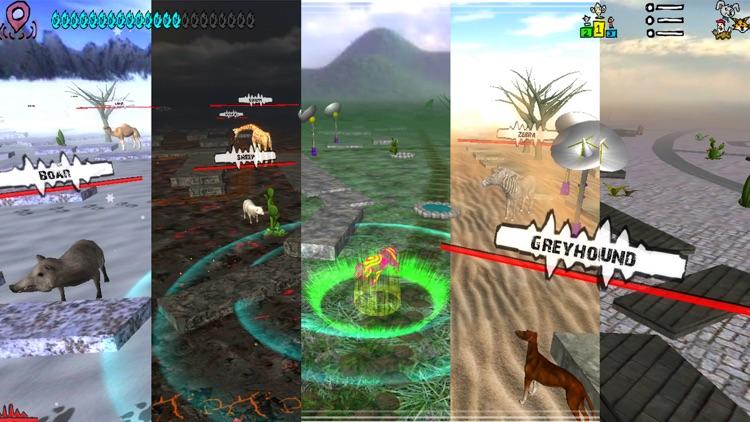 Spirit Animals Go! screenshot-4
