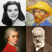 Famous People - History Quiz icon