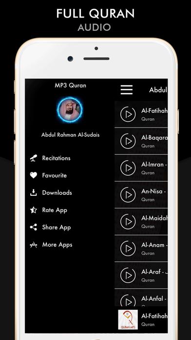 Quran - Abdul Rahman Al-Sudais screenshot three