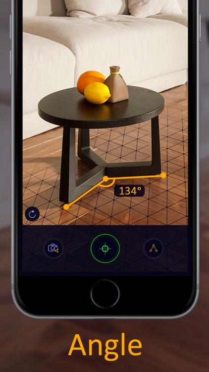 Ruler App + AR Tape Measure screenshot-5