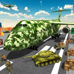 Army Cargo Plane Craft Sim