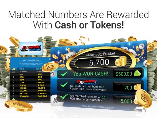 PCH Lotto - Real Cash Jackpots - Revenue & Download estimates