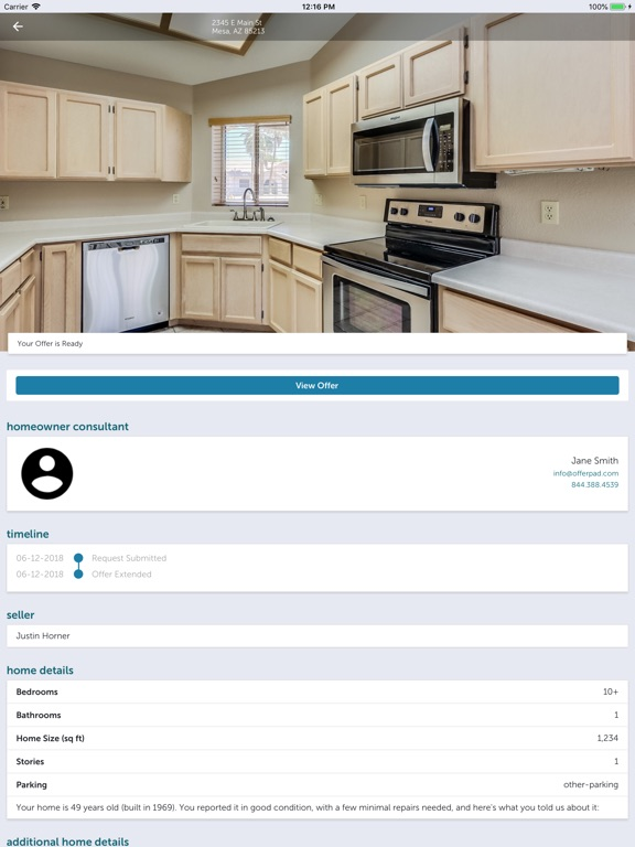 Offerpad Homes & Real Estate-ipad-3
