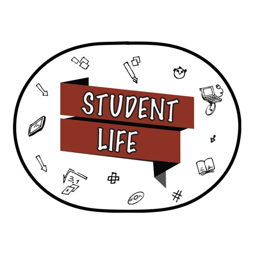 Student Life Stickers