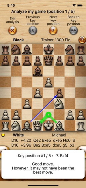 Chess Tiger Lite Screenshot
