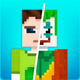 Skins for Minecraft PE (MCPE)