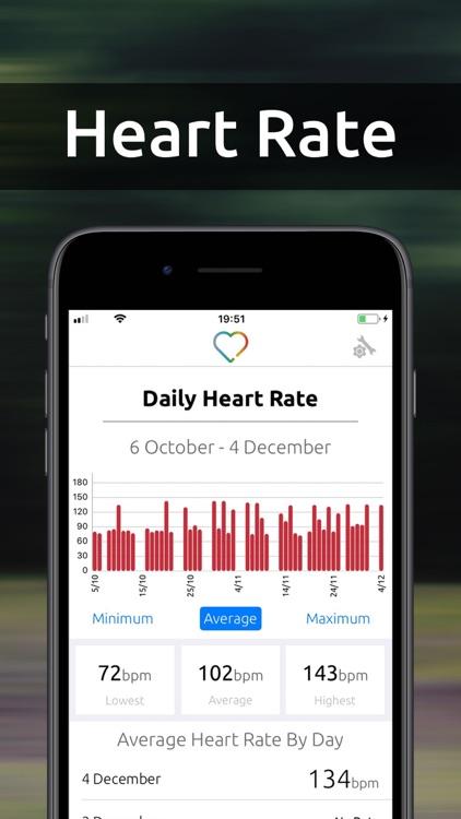 HeartBeat - Heart Health screenshot-6