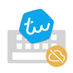 Ícone do app Typewise Offline Keyboard
