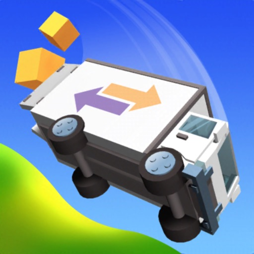 Crash Delivery: car jumping
