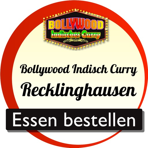 Bollywood Indisch Curry Reck