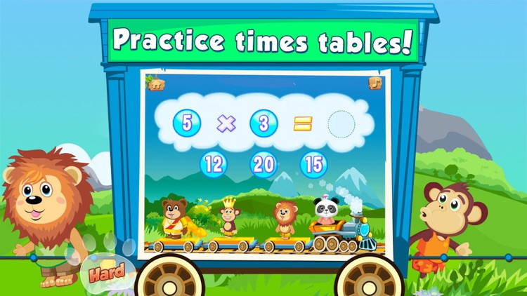 Lola's Math Train II screenshot-2