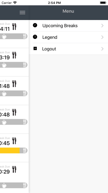 Employee Tracker App screenshot-3