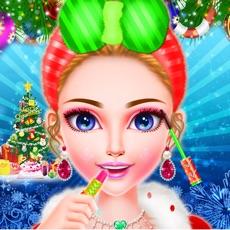 Princess Christmas Makeup
