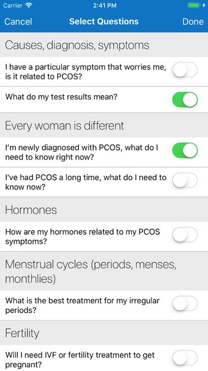 AskPCOS screenshot-5