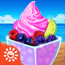 Frozen Food Maker Game