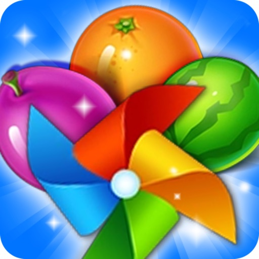 Fruit Candy Smash Puzzle iOS App