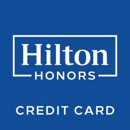 Hilton Honors Credit Card App
