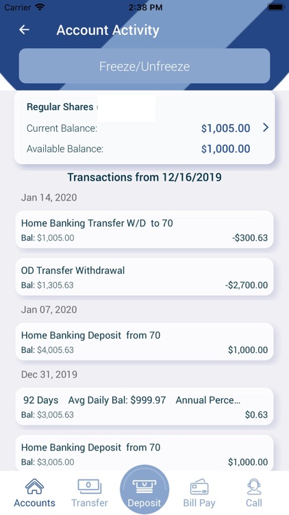 Dillon CU Mobile Banking