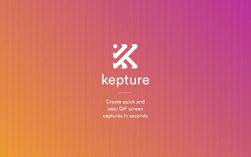 点击获取Kepture – GIF screen captures