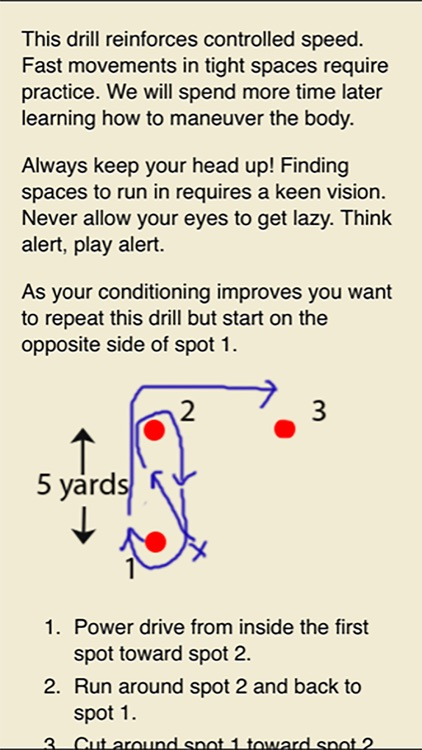 Running Back Prep screenshot-3