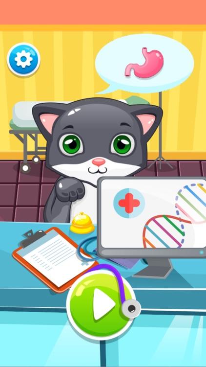 My Cat Hospital-Pet Doctor screenshot-7