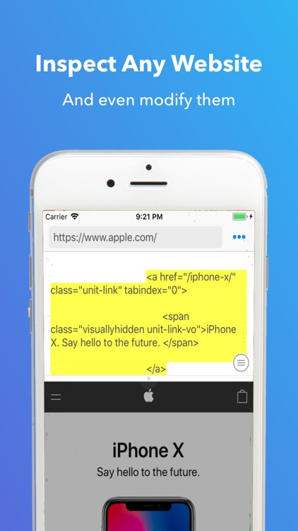 HTML SnippetEditor Pro screenshot-3