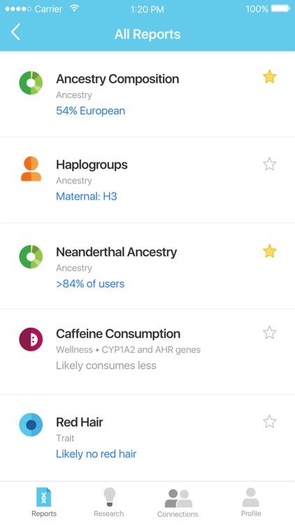 23andMe - DNA Testing screenshot-4