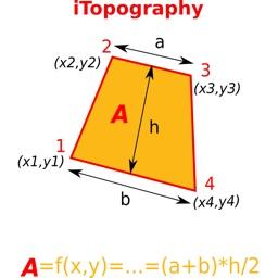 iTopography - Area Calculator