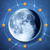 Deluxe Moon Calendar Phases app review