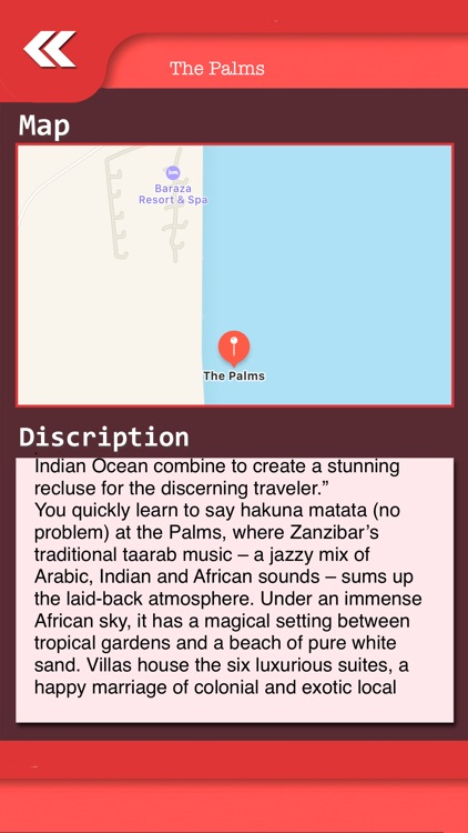 Zanzibar Island Tourism Guide screenshot-5